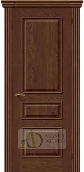 Межкомнатная шпонированная дверь Сорренто ПГ Виски
