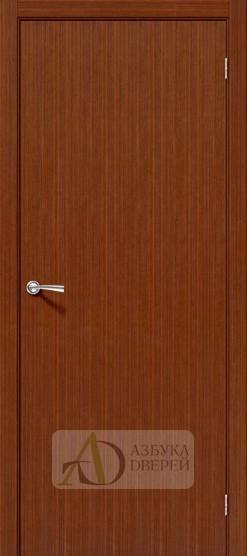 Межкомнатная шпонированная дверь Соло-0.V Макоре