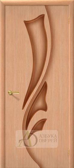 Межкомнатная шпонированная дверь Эксклюзив ПГ Дуб файн-лайн