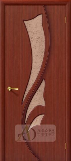 Межкомнатная шпонированная дверь Эксклюзив Макоре