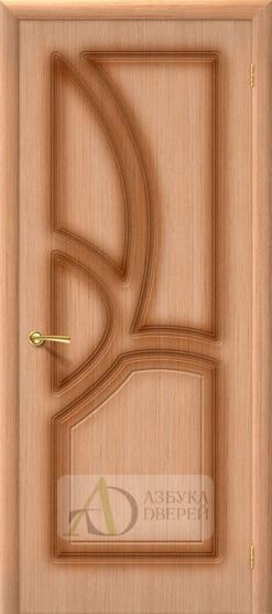 Межкомнатная шпонированная дверь Греция ПГ Дуб