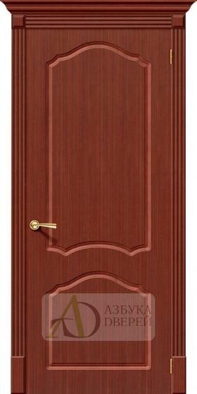 Межкомнатная шпонированная дверь Каролина Макоре