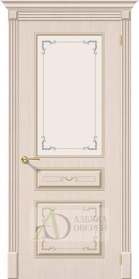 Межкомнатная шпонированная дверь Классика ПО БелДуб