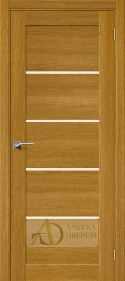Межкомнатная шпонированная дверь Вуд Модерн-22 MF Natur Oak