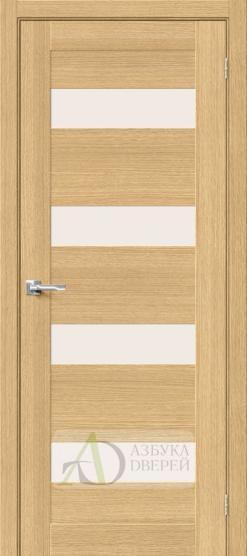 Межкомнатная шпонированная дверь Вуд Модерн-23 MF Just Oak