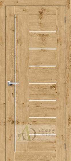 Межкомнатная шпонированная дверь Вуд Модерн-29 MF Barn Oak
