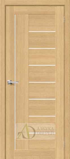 Межкомнатная шпонированная дверь Вуд Модерн-29 MF Just Oak