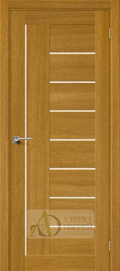 Межкомнатная шпонированная дверь Вуд Модерн-29 MF Natur Oak