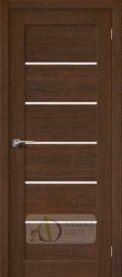 Межкомнатная шпонированная дверь Вуд Модерн-22 MF Golden Oak