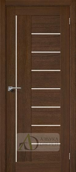 Межкомнатная шпонированная дверь Вуд Модерн-29 MF Golden Oak