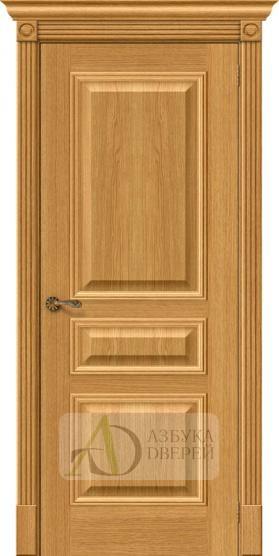 Межкомнатная шпонированная дверь Вуд Классик-14 Natur Oak