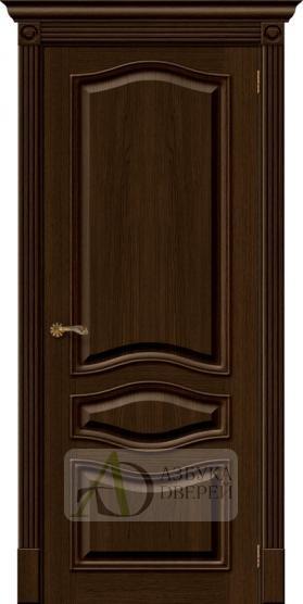 Межкомнатная шпонированная дверь  Вуд Классик-50 Golden Oak