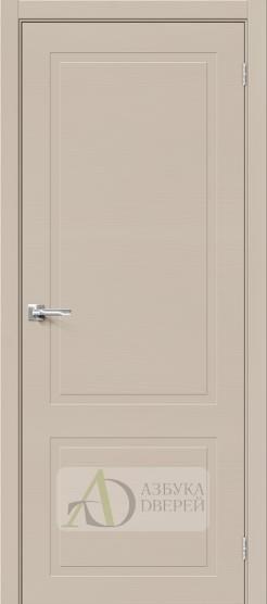 Межкомнатная шпонированная дверь Вуд НеоКлассик-12.H Latte