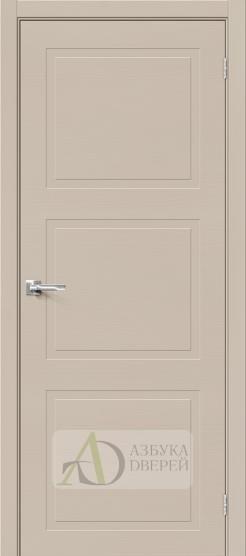 Межкомнатная шпонированная дверь Вуд НеоКлассик-16.H Latte