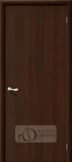 Межкомнатная дверь Гост венге. Покрытие - ламинат