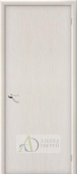 Межкомнатная ламинированная дверь Гост беленый дуб