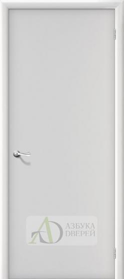 Гост - дверь простая межкомнатная белая