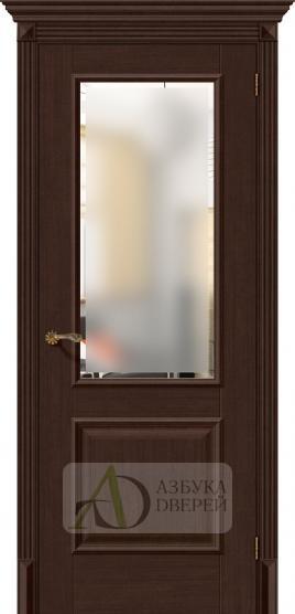 Межкомнатная дверь с экошпоном Классико-13 ThermoOak