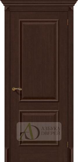 Межкомнатная дверь с экошпоном Классико-12 ThermoOak