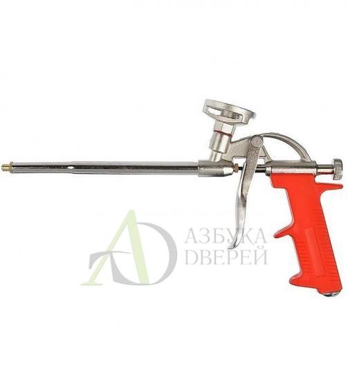 Пистолет метал. для монтажной пены Headman ПРОФИ F204