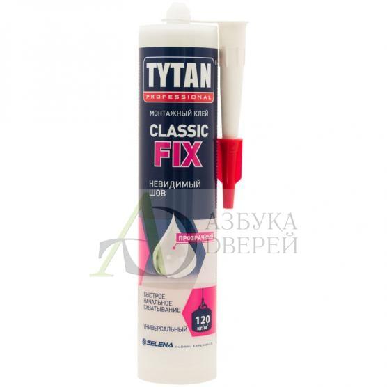 Клей монтажный Tytan Classic Fix (прозрачный)