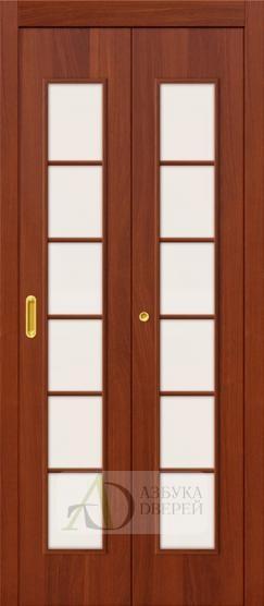 Дверь-книжка 2С Итальянский Орех