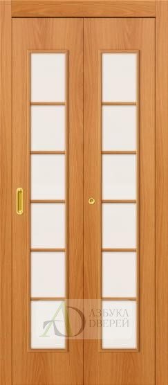 Дверь-книжка 2С Миланский Орех