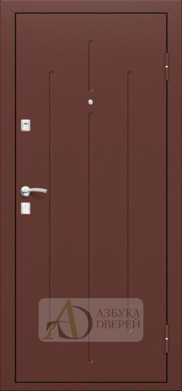 Стальная дверь Стройгост 7-2 М-11 ИталОрех