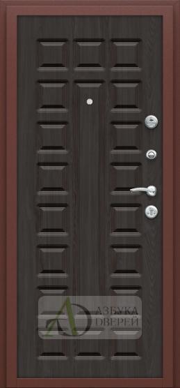 Входная дверь Йошкар П-09 Венге