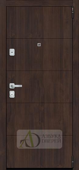 Металлическая дверь Porta M 4.П23 Almon 28/Cappuccino Veralinga