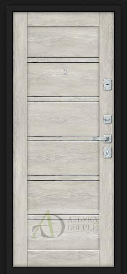 Металлическая дверь Porta M 8.Л28 Chalet Grande/Chalet Provence
