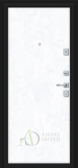 Металлическая дверь Porta M 8.П50 Snow Art/Snow Art