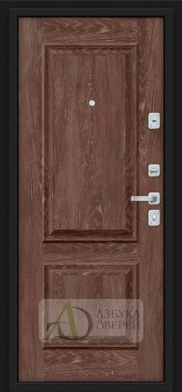 Металлическая дверь Porta M К18.K12 Rocky Road/Chalet Grande