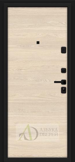 Металлическая дверь Porta M П50.П50 BE Brownie/Nord Skyline