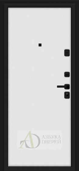 Металлическая дверь Porta M П50.П50 BE Brownie/Virgin