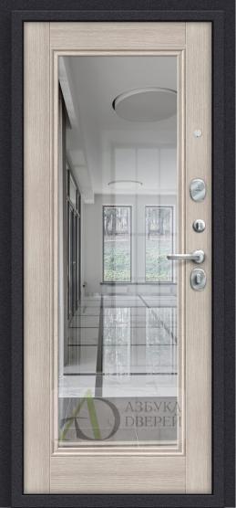 Металлическая дверь Porta S 51.П61 Almon 28/Cappuccino Veralinga