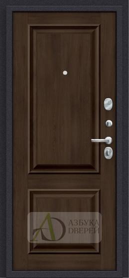 Металлическая дверь Porta S 55.К12 Almon 28/Dark Oak