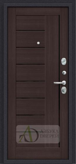 Металлическая дверь Porta S 9.П29 Almon 28/Wenge Veralinga