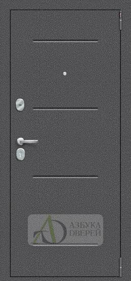 Металлическая дверь Porta S 104.К32 Wenge Veralinga