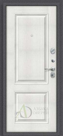 Металлическая дверь Porta S 104.К32 Bianco Veralinga