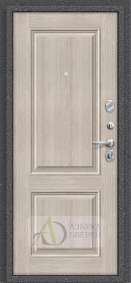 Металлическая дверь Porta S 104.К32 Cappuccino Veralinga