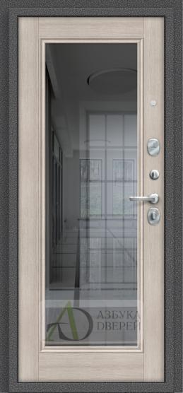 Металлическая дверь Porta S 104.П61 Cappuccino Veralinga