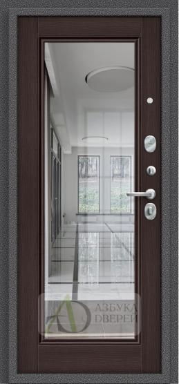 Металлическая дверь Porta S 104.П61 Wenge Veralinga