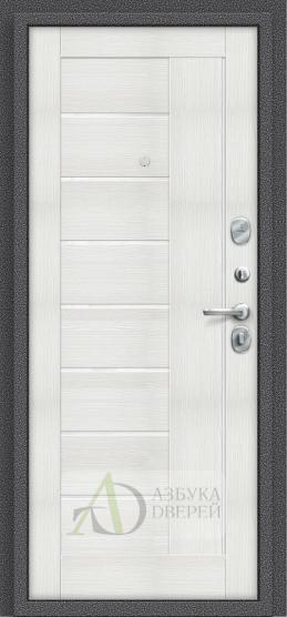Металлическая дверь Porta S 109.П29 Bianco Veralinga