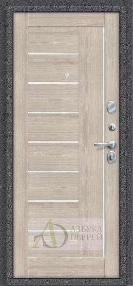 Металлическая дверь Porta S 109.П29 Cappuccino Veralinga