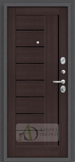 Металлическая дверь Porta S 109.П29 Wenge Veralinga