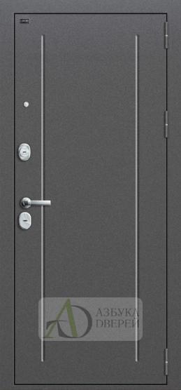 Входная дверь GROFF Т2-220 Cappuccino Veralinga/Reflex