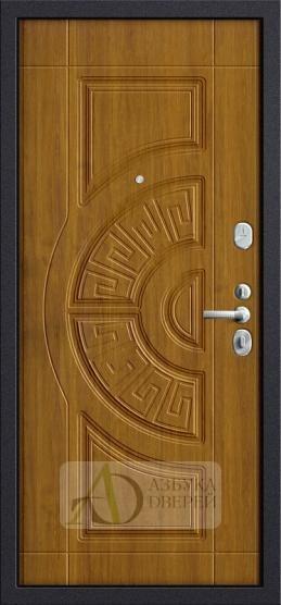 Входная дверь GROFF Р3-312 П-4 Золотой Дуб