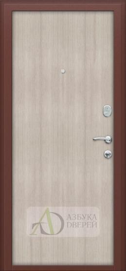 Входная стальная дверь Door Out 201 Cappuccino Veralinga