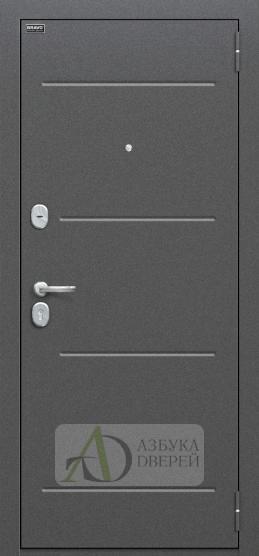 Стальная дверь Оптим Стиль Bianco Veralinga